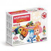 Конструктор Magformers Fixie Wow set